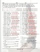 Present Perfect Continuous Tense Decoder Box Worksheet