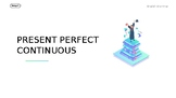 Present Perfect Continuous Tense Powerpoint