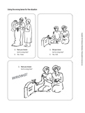 Present Perfect Go Fish Card Game and Lesson for ESL