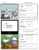Present Perfect Meme and Comic Activity (El Presente Perfecto)