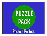 Spanish Present Perfect Puzzle Pack