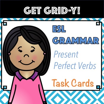 Present Perfect Regular and Irregular Verbs (Visit, Be, Travel) - Get Grid-y!
