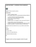 Present Perfect Spanish Activity/Game
