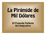 Spanish Present Perfect Subjunctive $1000 Pyramid Game