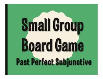 Spanish Present Perfect Subjunctive Board Game