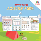 ELL Activity Pack 4