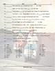 Present Perfect Tense Matching Worksheet