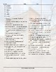 Present Perfect Tense Translating Spanish Worksheet