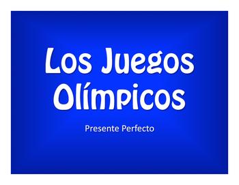 Spanish Present Perfect Olympics