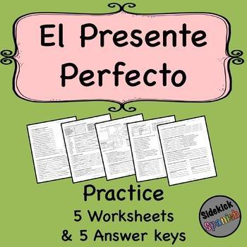 Present Perfect practice