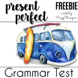Free Present Perfect Practice - Test