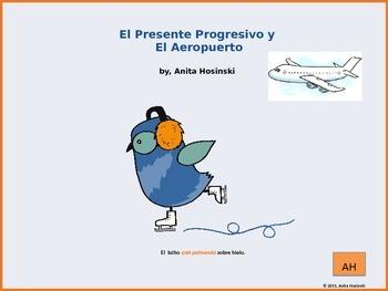 Present Progressive Tense in Spanish (El Presente Progresivo)