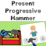 Present Progressive Verbs Nails