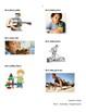 Childhood Language Verb + ing Worksheets