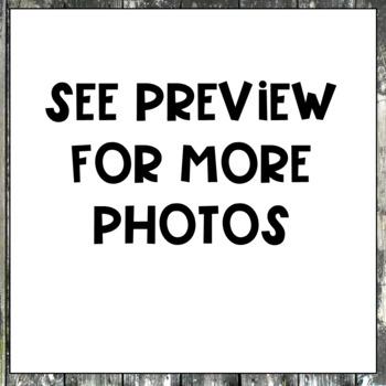 Present Progressive -ing Verbs Flashcards and Activities