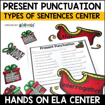 Punctuation Center: Present Punctuation