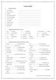 Present Simple 1b worksheet