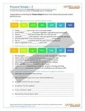 Present Simple - Activity Sheet - 2