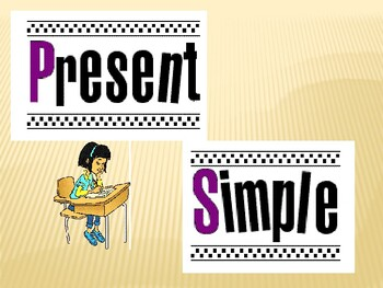 Present Simple ESL YO    /60 slides/