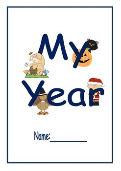 Present Simple Year Booklet