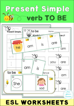 Present Simple ( verb to be )