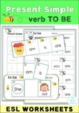 Present Simple ( verb to be ) Form