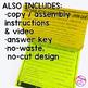 Present Subjunctive Flip Book (El Subjuntivo)