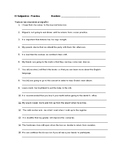 Present Subjunctive Practice