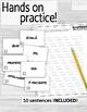 Present Subjunctive Scrambled Sentences Activity