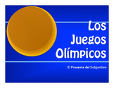 Spanish Present Subjunctive Olympics