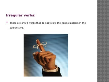 Present Subjunctive with Ojalá for Spanish III, IV, V