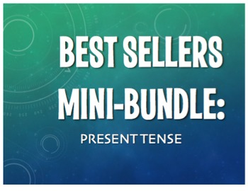 Best Sellers: Spanish Present Tense