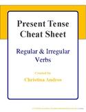 Present Tense - Cheat Sheet