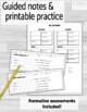 Present Tense -ER/-IR Verbs (regular verbs only!)- intro, practice, assess