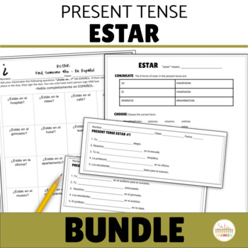 Present Tense ESTAR BUNDLE