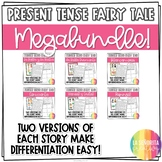 Present Tense Fairy Tale Story Double Bundle for Spanish Students