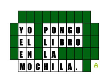Spanish Go Verb Wheel of Spanish