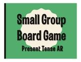 Spanish Present Tense Regular AR Board Game