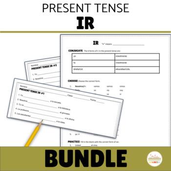 Present Tense IR BUNDLE