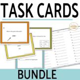 Present Tense Task Cards BUNDLE