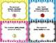 Present Tense Verbs Grammar SCOOT or Task Cards