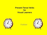 Present Tense Verbs for the Visual Learner