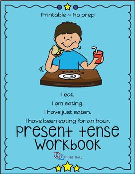 Present Tense Workbook