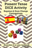 Present Tense (regular verbs, stem-change, GO verbs) conju