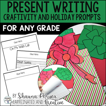 Present Writing and Craftvity