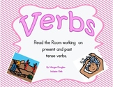 Present and Past Tense Verbs