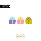 Present gift box clip art free download
