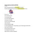 Present progressive in Spanish with SEGUIR -CONTINUAR