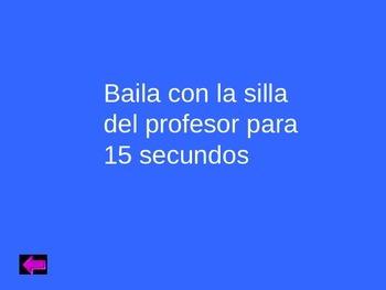 Present progressive with DO pronouns and mandatos/ Realidades 2 3b