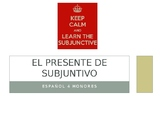 Present subjunctive (Spanish IV)
